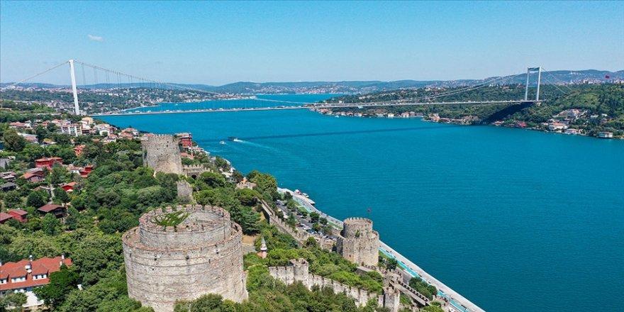 İstanbul'a mart ayında gelen yabancı turist sayısı arttı