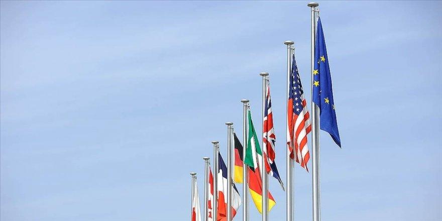 G7 ülkeleri 1 milyar doz aşı hibe edecek