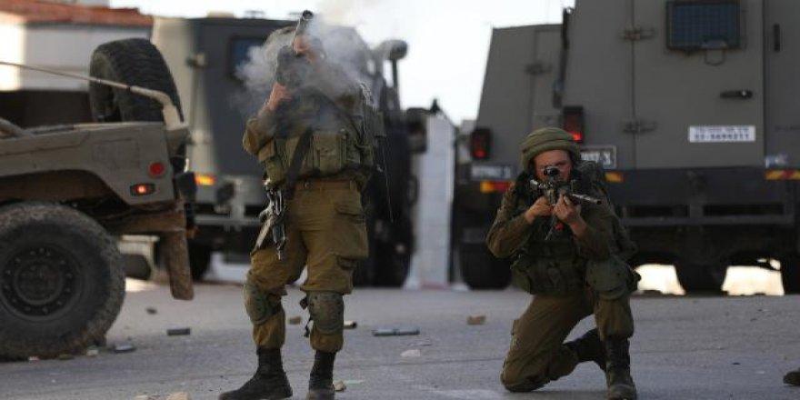 İşgalci İsrail askerlerinin vurduğu Filistinli yaşlı kadın vefat etti