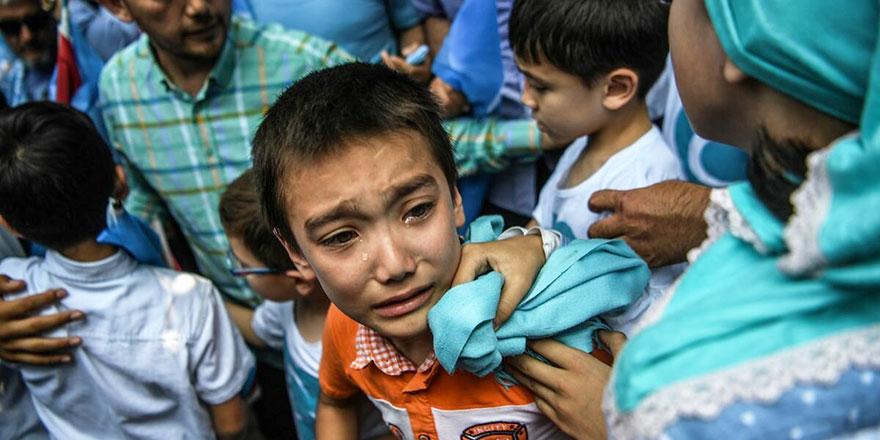 Çocuk Vakfı'nın Doğu Türkistan Çocuk Raporu: Zulüm beşikten başlıyor
