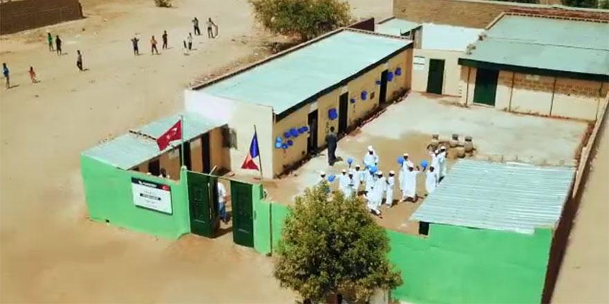 Kardeş Eli Afrika'da yetimhane açılışlarına bir yenisini daha ekledi