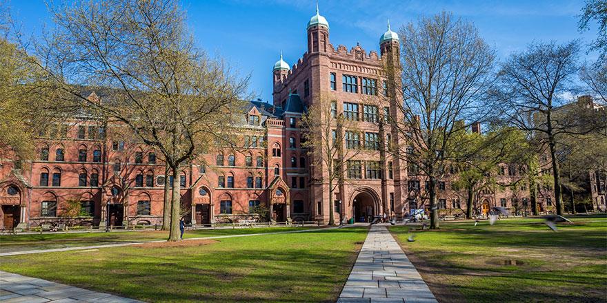 Amerika Yale Üniversitesi'nin öğrenci başkanlığına başörtülü öğrenci seçildi