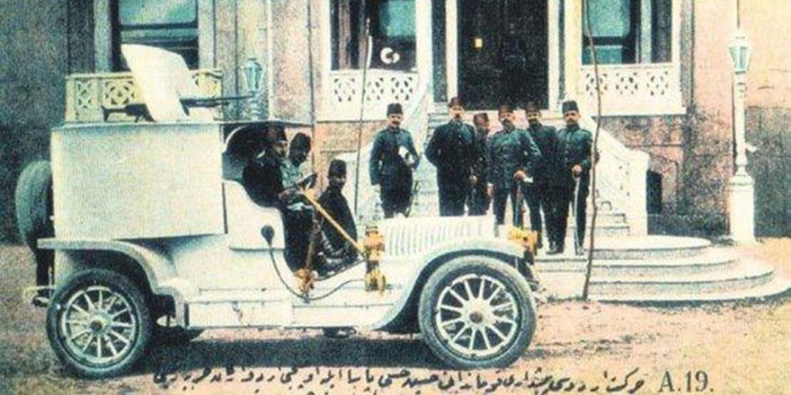 Osmanlı'nın otomobil ile tanışması: Zatü'l hareke, hız limiti 10 kilometre