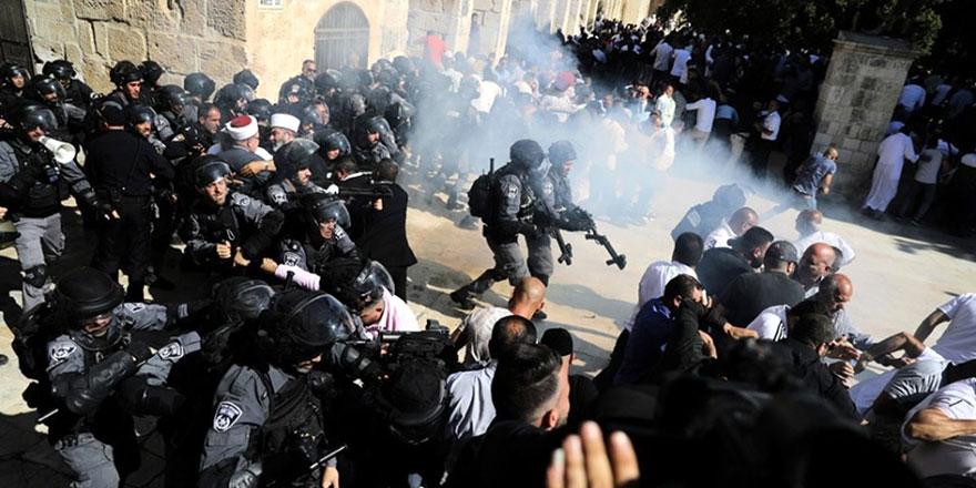 Dünya Müslüman Alimler Birliği, İsrail'e karşı Müslümanları ayaklanmaya çağırdı