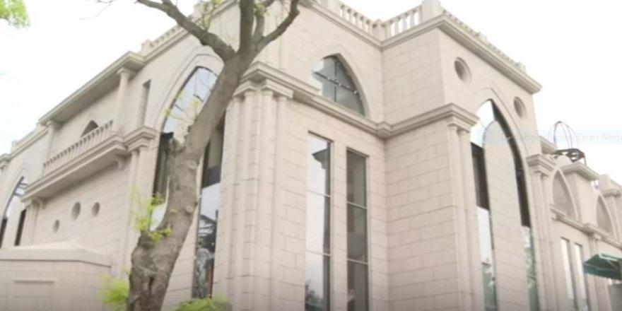 İstanbul'da Süryani Kilisesi inşaatı sürüyor