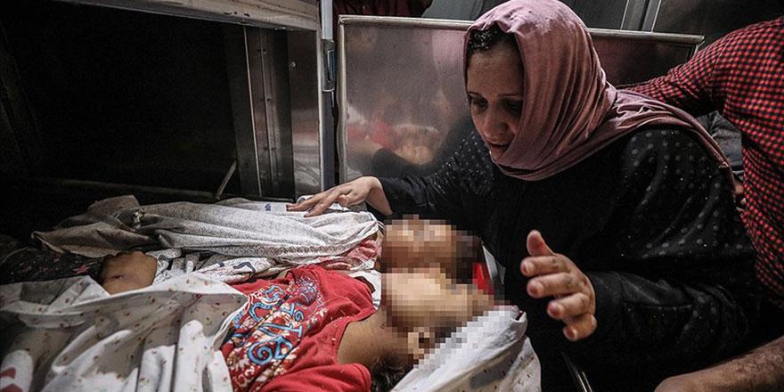 İsrail'in Filistinlilerin hayatlarını umursamamasına karşı sağlam duruş sergilenmeli