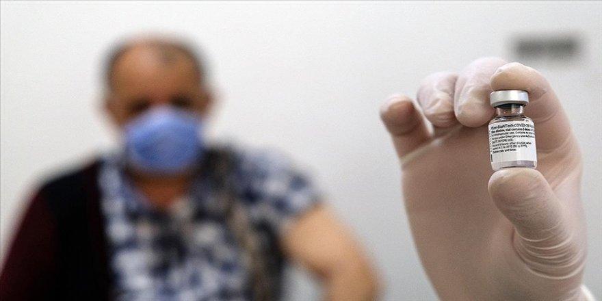 Hızlı bağışıklığın sağlanması için 'Öncelikle tek doz BioNTech yapılabilir' önerisi