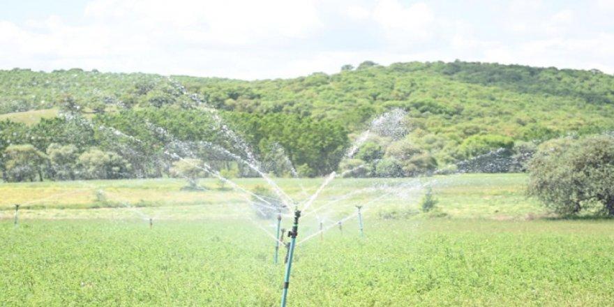 Tarım alanlarında su tasarrufu için ultrasonik sayaç dönemi