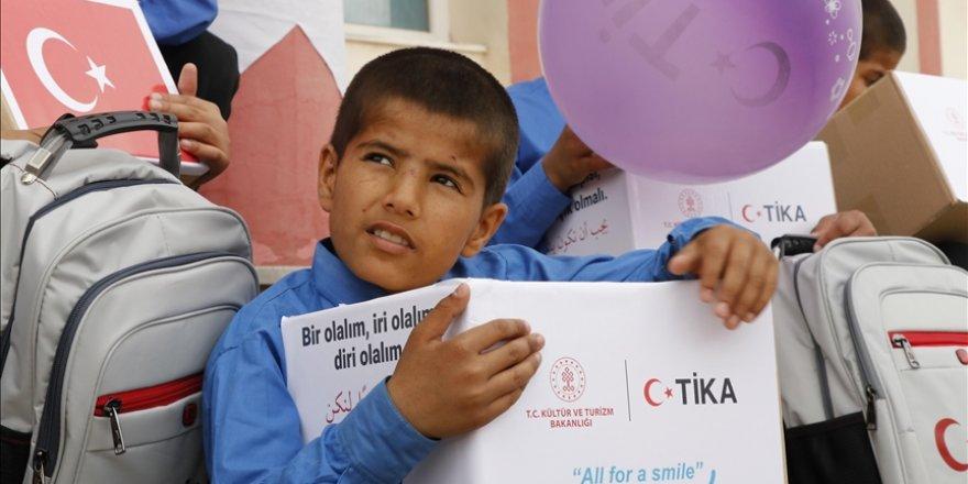 TİKA, 'Erenler Sofrası' ile 82 ülkeden yaklaşık 1 milyon kişiye Türkiye'nin dost elini uzattı