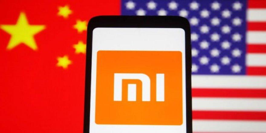 ABD hükümetinden Xiaomi kararı