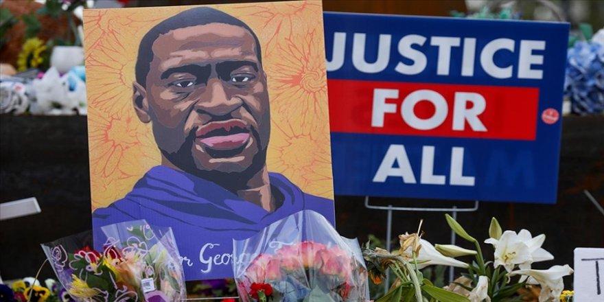 ABD'de George Floyd'u öldürmekten suçlu bulunan polise ağır hapis cezası işareti