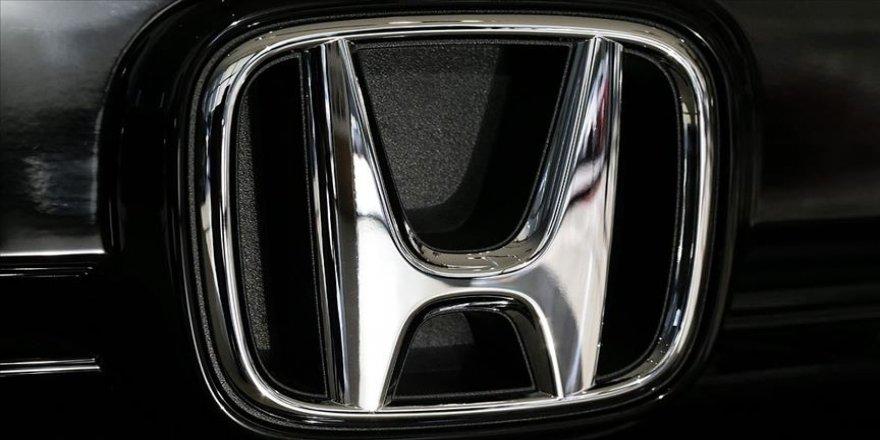 Honda çip tedariki sıkıntısı nedeniyle 2021 mali yılı net karında yüzde 10,3 düşüş bekliyor