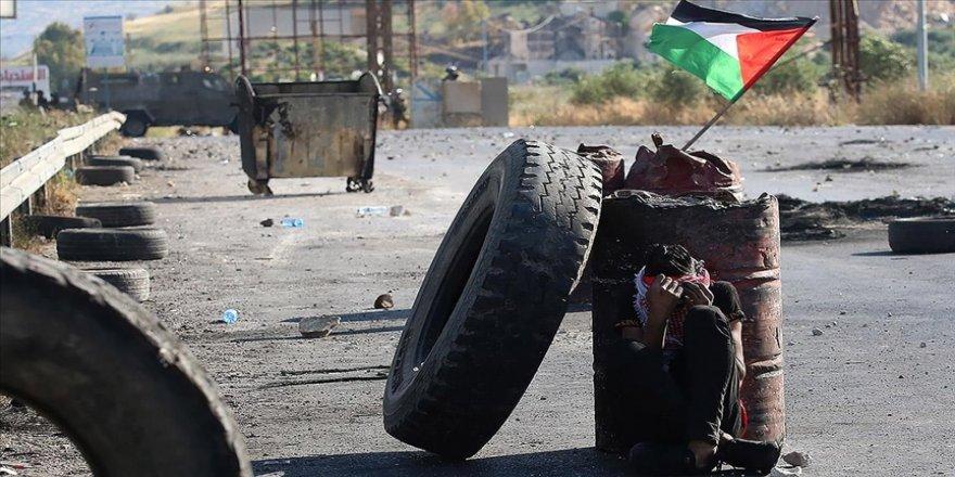 Filistinliler 1948'den bu yana 'işgal felaketini' yaşıyor
