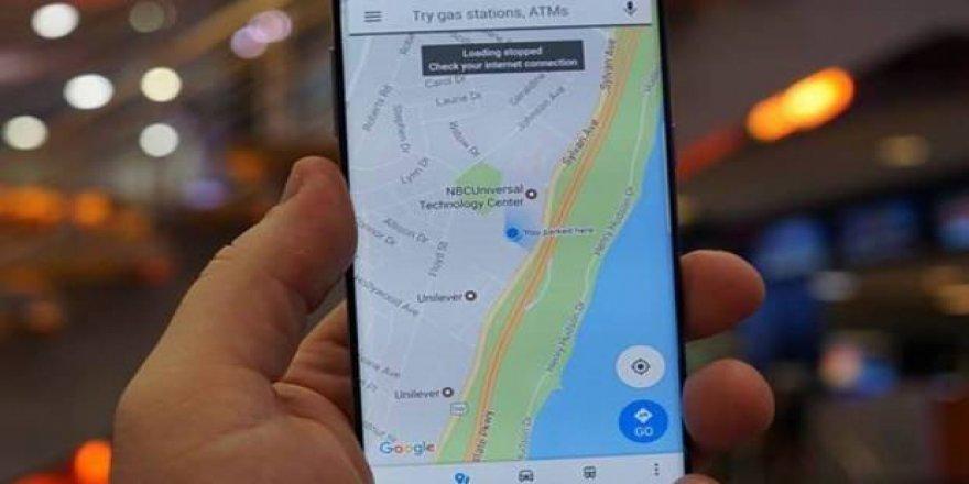 Google Haritalar'a Covid-19 aşı güncellemesi