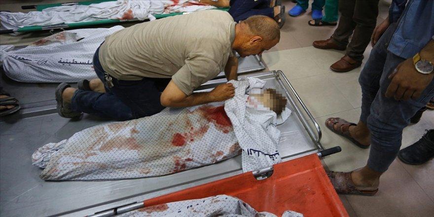 İsrail'in saldırısında 4 çocuğu ve eşini kaybeden baba: Çocukları öldürmenin gerekçesi ne olabilir?
