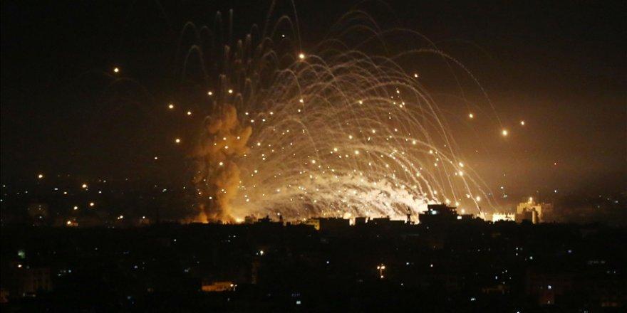 Gazze saldırıları öncesinde ABD'nin İsrail'e güdümlü füze satışına onay verdiği ortaya çıktı
