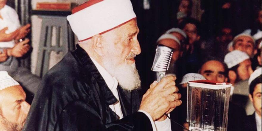 Gönenli Mehmet Efendi'nin Kudüs hatırası