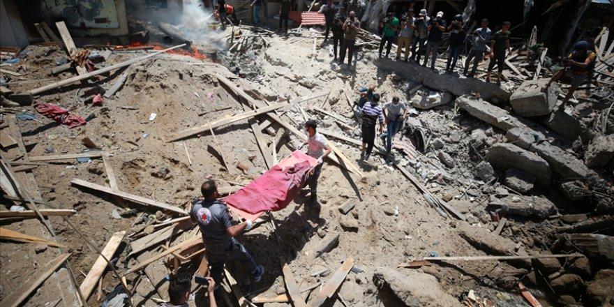 İşgalci İsrail'in saldırılarına karşı tek çare: Filistin'e uluslararası koruma