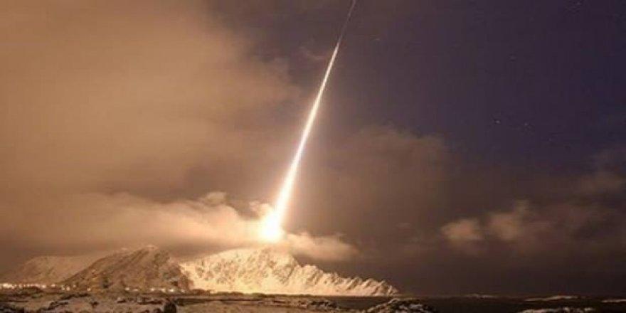 NASA Black Brant 12 roketini fırlattı