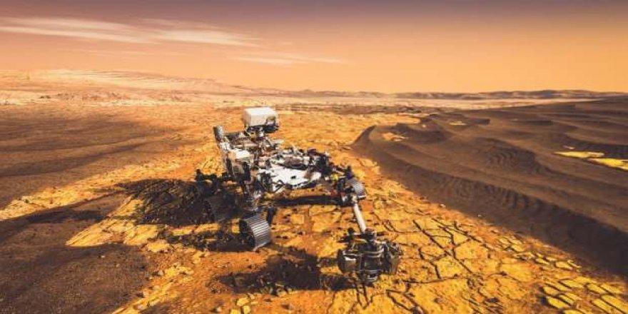 'NASA, Dünya'daki mikropları Mars'a taşıdı'