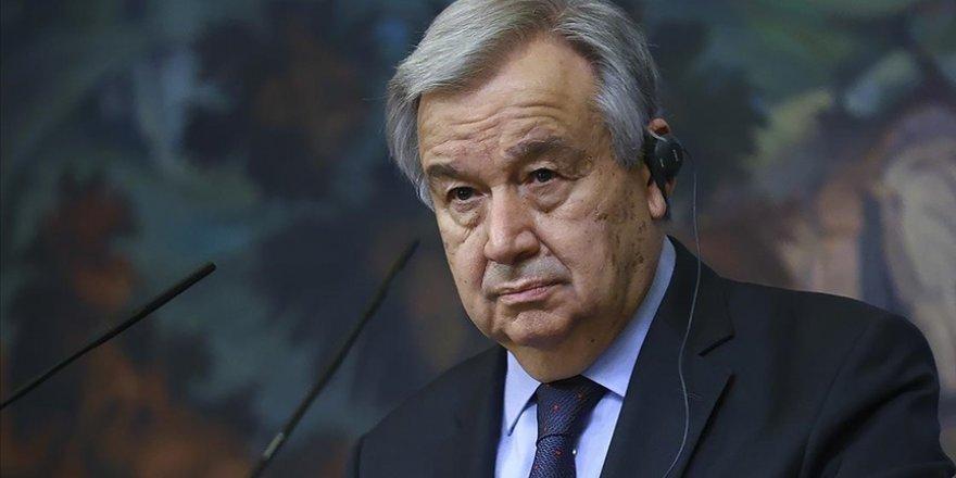 BM Genel Sekreteri Guterres, Avrupa Parlamentosu'nda eşitlik mesajı verdi