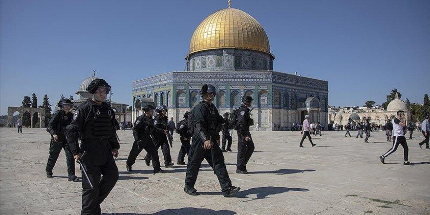 Ürdün, İsrail'den Mescid-i Aksa'ya yönelik baskınları derhal durdurmasını istedi