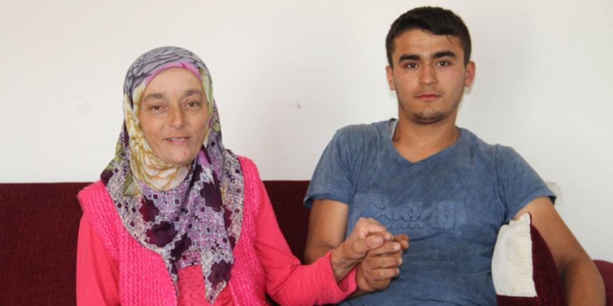 Hayırlı evlat: Bir böbreğini annesine verdi