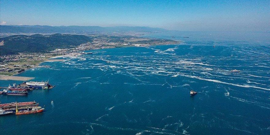 Marmara'dan iki günde 392 metreküp müsilaj toplandı