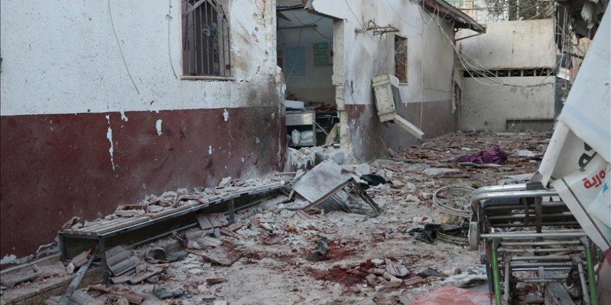 AB, Afrin'de hastaneye düzenlenen ve çok sayıda sivilin yaşamını yitirdiği saldırıyı kınadı