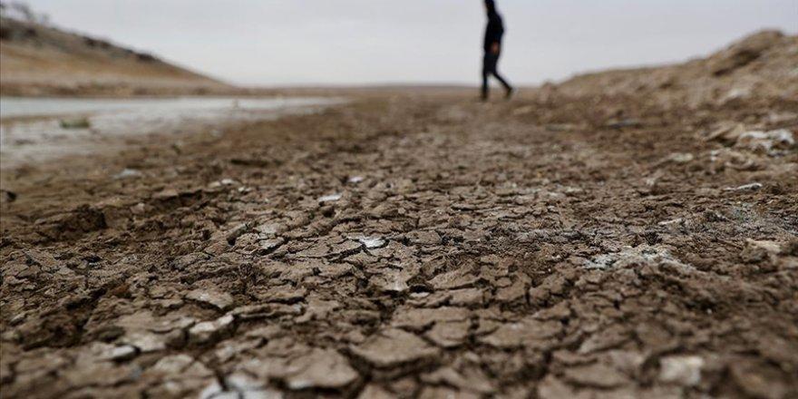 İlkbaharda yağışlar uzun yıllar ortalamasına göre yüzde 22 azaldı