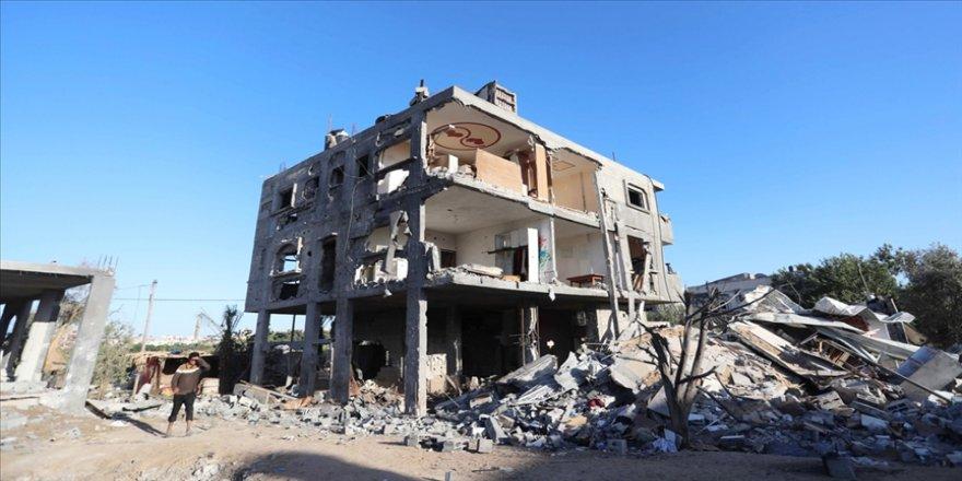 Gazze'nin yeniden imarı için çalışmalar temmuz ayında başlayacak