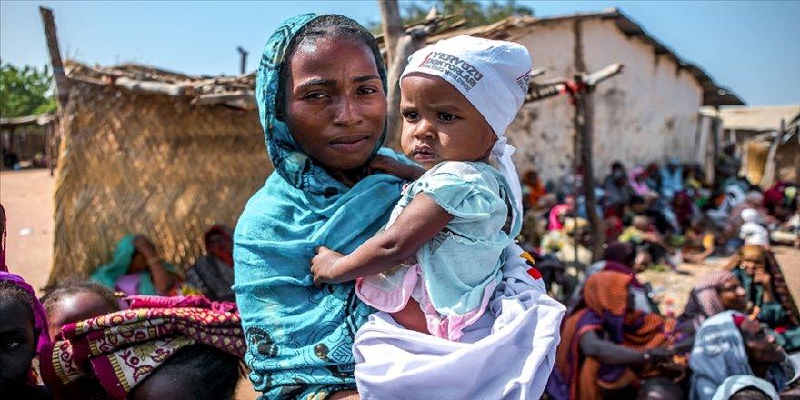 Dünyada evlerini terk etmek zorunda kalan insan sayısı son 10 yılda iki kat arttı
