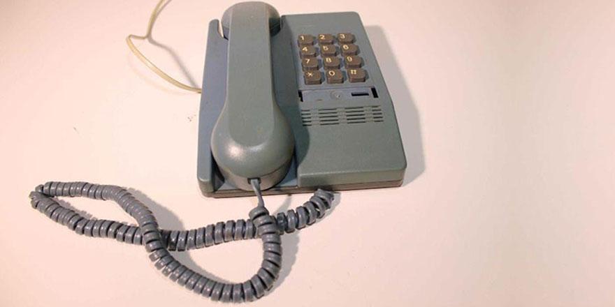 Sabit telefonların nesli tükenmek üzere