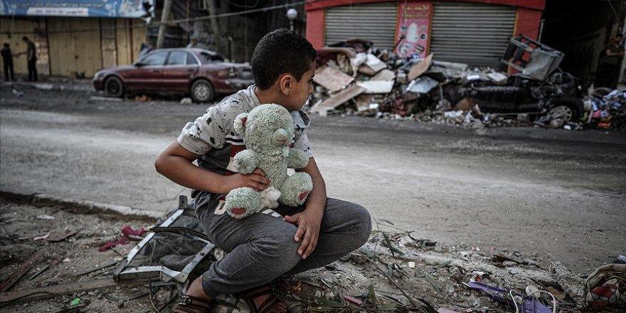 2020'de çatışma bölgelerinde 19 bin 300 çocuk 'ağır ihlallere' maruz kaldı