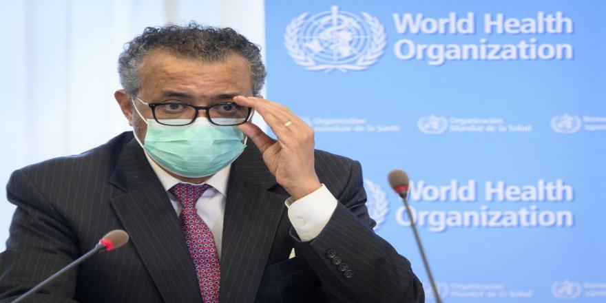'Afrika'da vaka ve ölümler geçtiğimiz hafta yüzde 40 arttı'