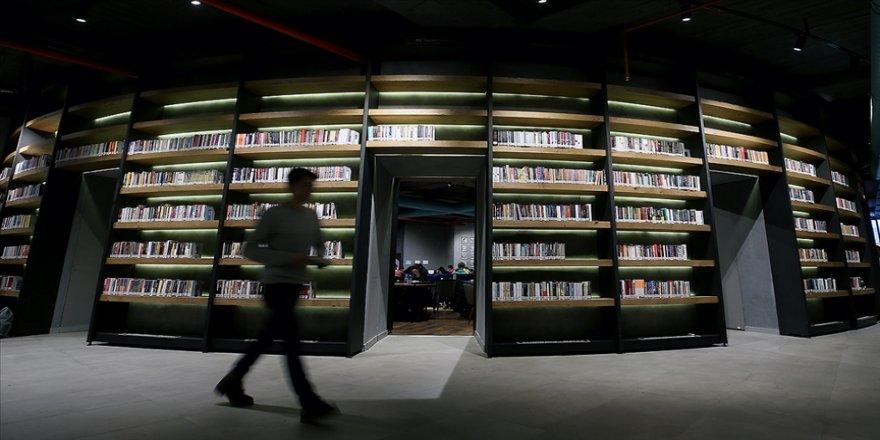 Türkiye'de kütüphane sayısı 2020 yılı itibarıyla 33 bin 978 oldu
