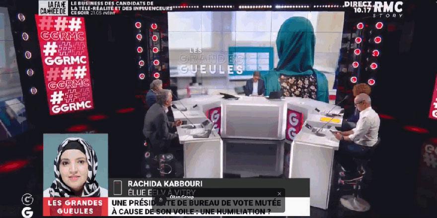 Fransa'da başörtülü seçim görevlisi tartışması: Dini değil siyasi tarafsızlık gerekir!