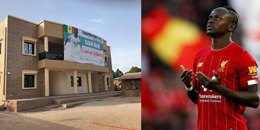 Ünlü Müslüman futbolcu kazandığı para ile halkına hizmet ediyor