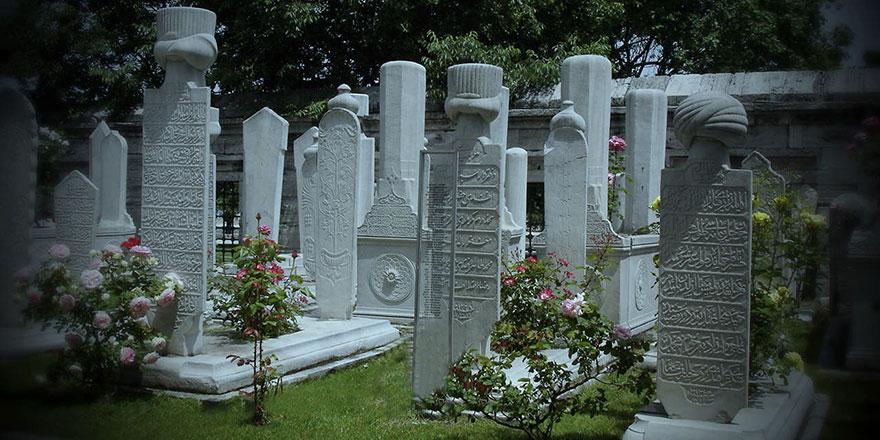 'Kabir' ile 'mezar' kavramları arasındaki fark
