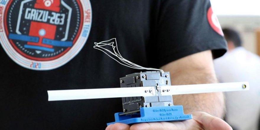 'Grizu-263 Uzay Takımı' ABD'deki model uydu yarışmasına damga vurdu