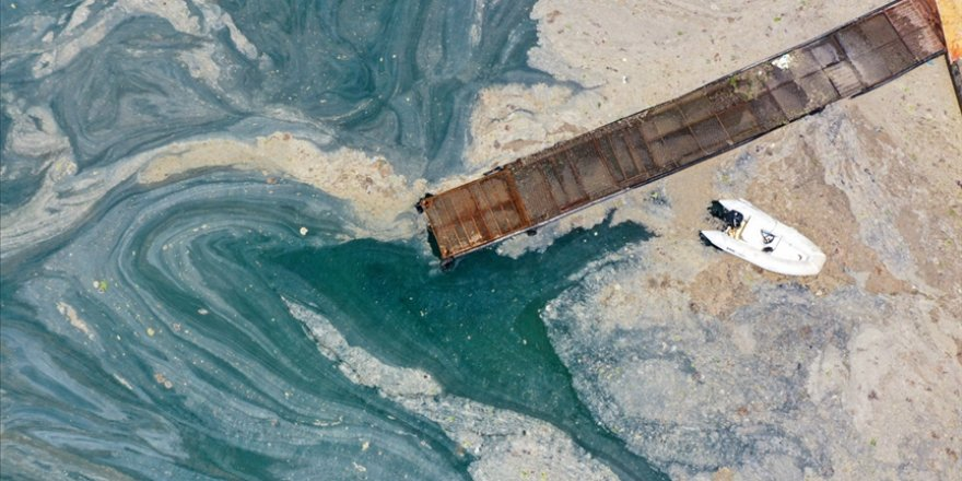 Marmara Denizi'nde yeni tehlike