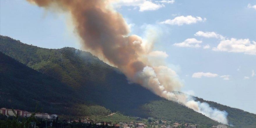 125 yangının 117'si ya tamamen söndürüldü ya kontrol altına alındı