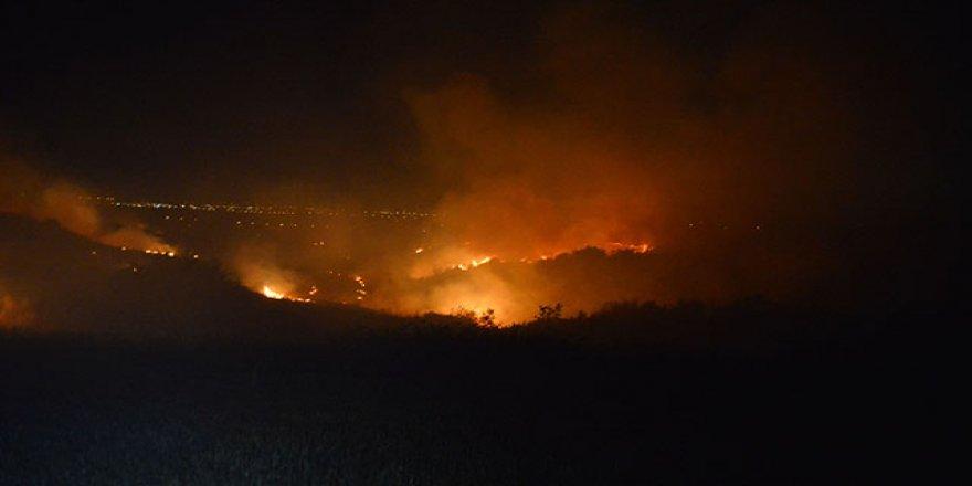 ABD'de orman yangınlarıyla mücadeleye katılan kadın mahkumlara ceza indirimi