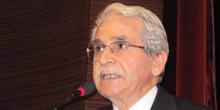 Prof. Dr. Mustafa Kemal Özsoy vefat etti