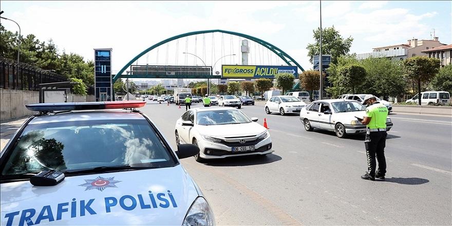 Kurban Bayramı öncesi trafik tedbirleri artırıldı