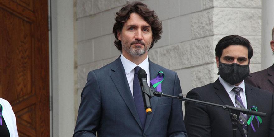 Kanada Başbakanı: Çok net olalım, Kanada'da İslamofobiye yer yok