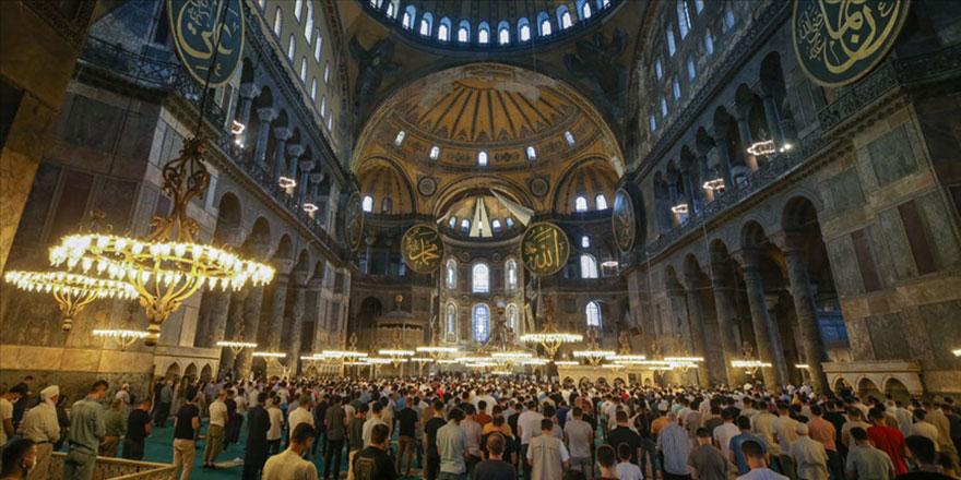 Dışişleri Bakanlığı: Ayasofya'nın Cami olması bir hakkın teslimidir