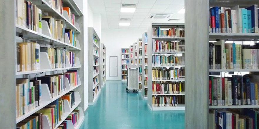 3.5 milyon kitaplı bilgi hazinesi kapılarını açıyor