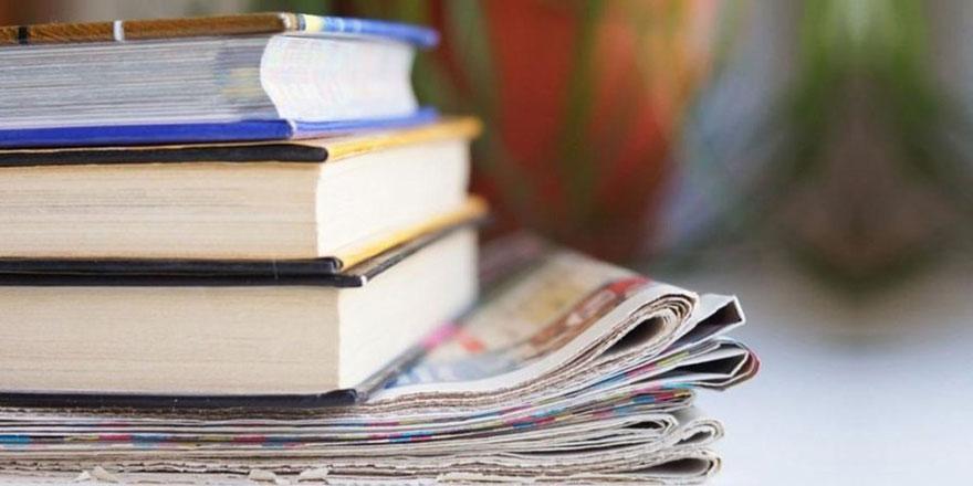 Türkiye'de geçen yıl gazete ve dergilerin tirajı düştü, kitap basımı arttı