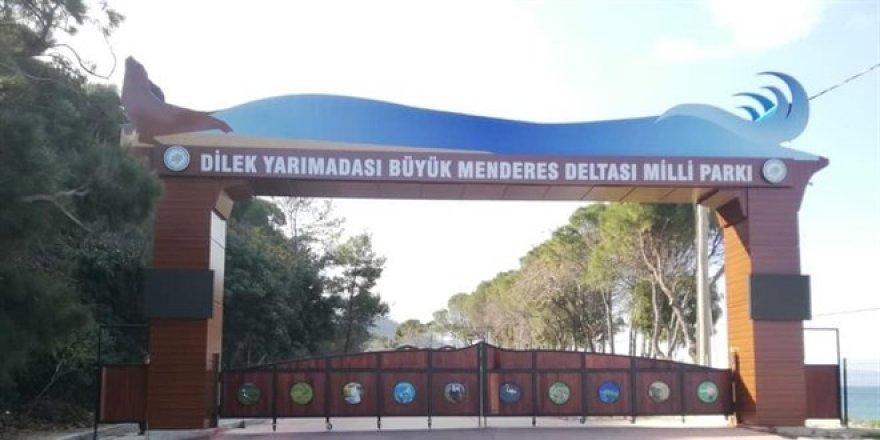 Kuşadası Dilek Yarımadası Milli Parkı giriş çıkışlara kapatıldı